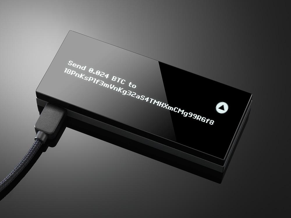 keepkey bitcoin wallet