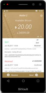 BitVault Smartphone