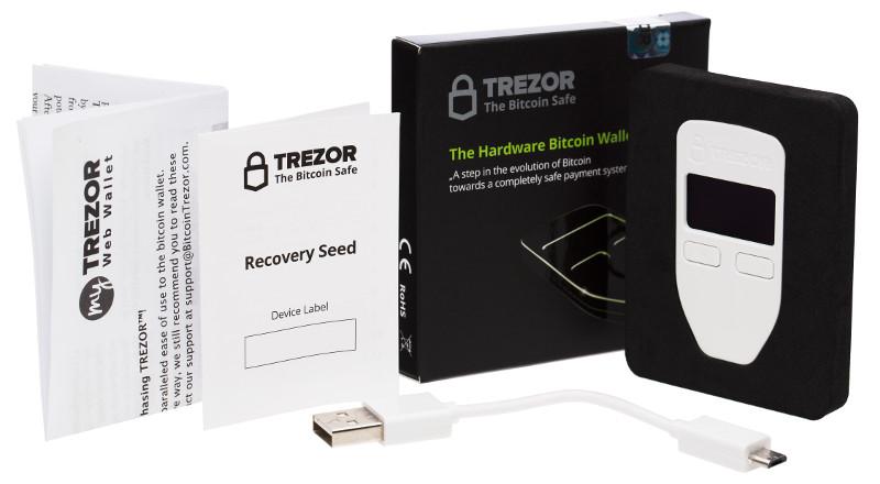 trezor wallet kaufen